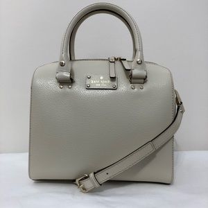 Kate Spade Tote Ivory New.